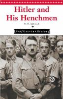 Hitler and His Henchmen