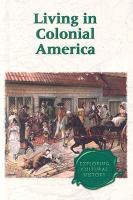 Living in Colonial America