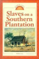 Slaves on A Southern Plantation