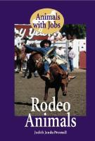 Rodeo Animals