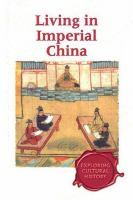 Living in Imperial China