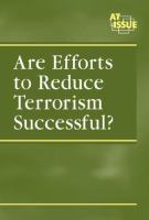 Are Efforts to Reduce Terrorism Successful?
