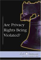 Are Privacy Rights Being Violated?