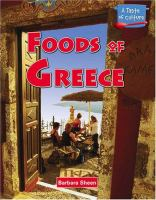 Foods of Greece