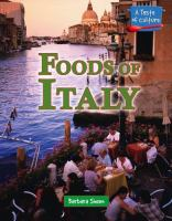 Foods of Italy