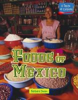 Foods of Mexico