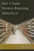 Are Chain Stores Ruining America?