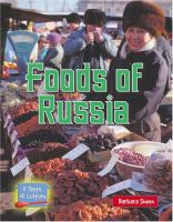 Foods of Russia