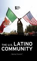 The U.S. Latino Community