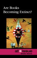 Are Books Becoming Extinct?