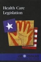 Health Care Legislation