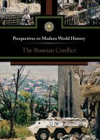 The Bosnian Conflict