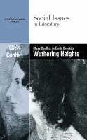 Class Conflict in Emily Brontë's Wuthering Heights