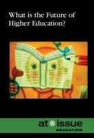 What Is the Future of Higher Education?