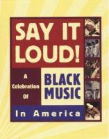 Say It Loud!