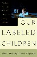 Our Labeled Children