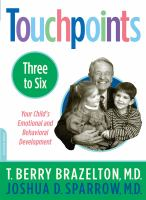 Touchpoints Three to Six