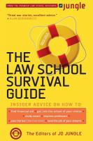 Law School Survival Guide