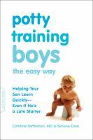 Potty Training Boys the Easy Way