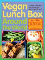 Vegan Lunch Box Around the World