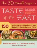 The 30-minute Vegan's Taste of the East