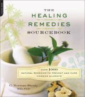 The Healing Remedies Sourcebook