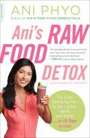 Ani's Raw Food Detox