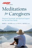 Meditations for Caregivers