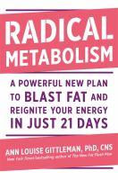 Radical Metabolism