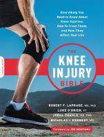 The Knee Injury Bible