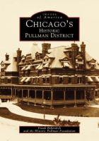 Chicago's Historic Pullman District
