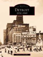 Detroit, 1930-1969