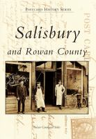 Salisbury And Rowan County