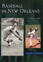 Baseball in New Orleans