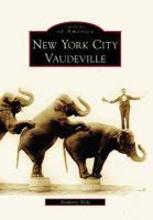 New York City Vaudeville