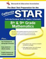The Best Test Preparation for the California STAR