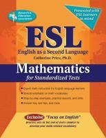 ESL English as A Second Language Mathematics for Standardized Tests