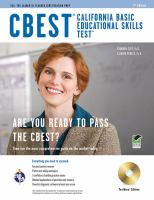 CBEST, California Basic Educational Skills Test