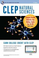 CLEP* Natural Sciences