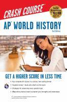 AP World History Crash Course Book + Online