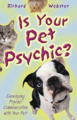 Cover image for Is your Pet Psychic?