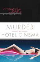 Murder at Hotel Cinema