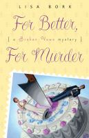 For Better, for Murder