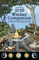Llewellyn's 2016 Witches' Companion