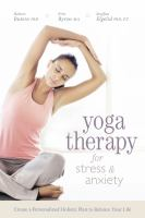 Yoga Therapy for Stress & Anxiety