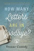 How Many Letters Are in Goodbye?