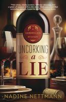 Uncorking A Lie