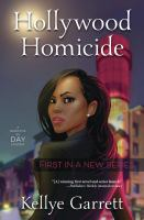 Cover of Hollywood Homicide