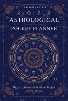 Llewellyn's 2022 Astrological Pocket Planner