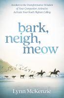 Bark, Neigh, Meow